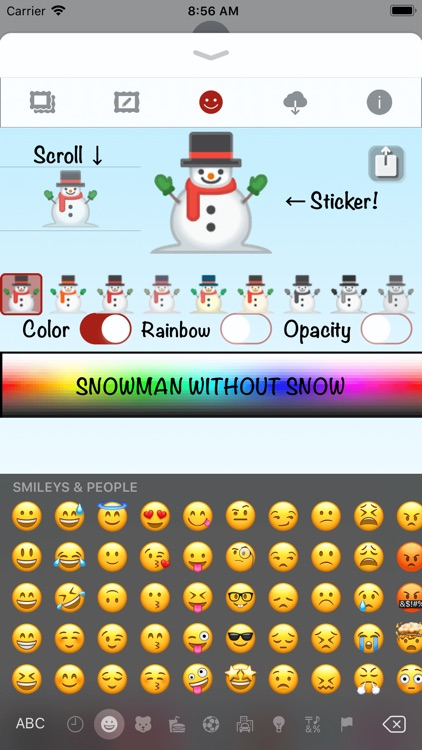 Merry Christmas • Stickers screenshot-6