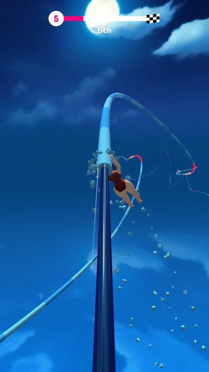 Zipline 3D screenshot-3