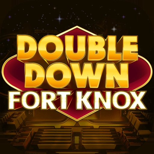 DoubleDown Fort Knox Slots Icon