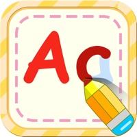 Codes for Alphabet English ABC Writing Hack