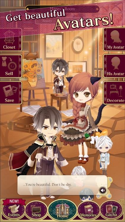Ikemen Vampire Otome Game screenshot-6