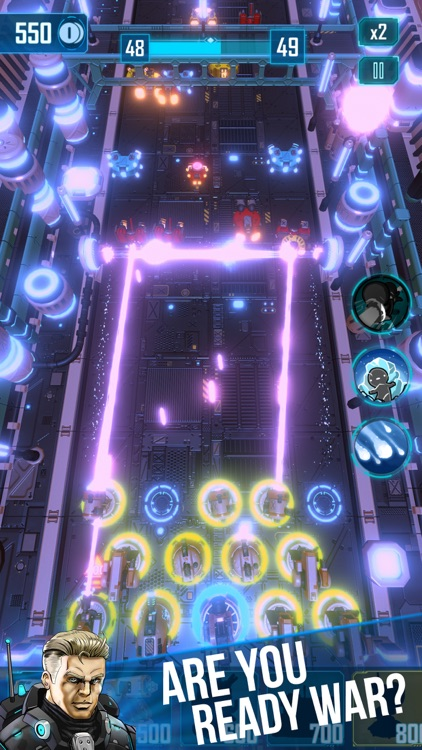 Defender War : Tower Defense screenshot-0