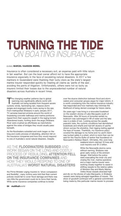 Multihull World Magazine screenshot-5