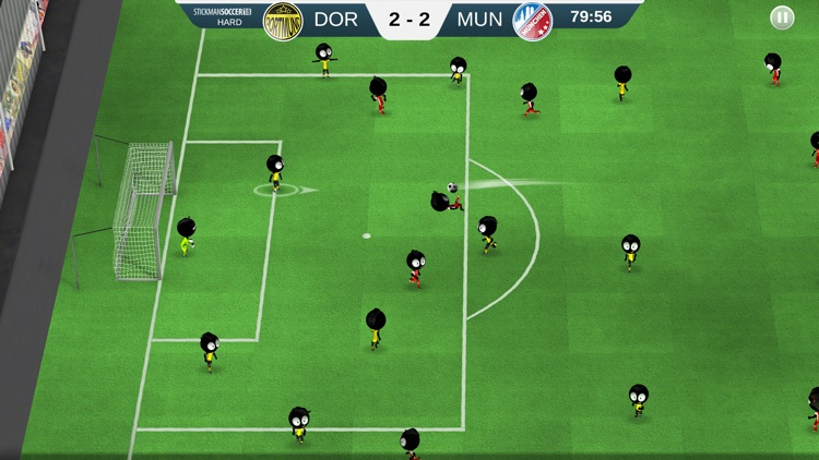 Stickman Soccer 2018 screenshot-1