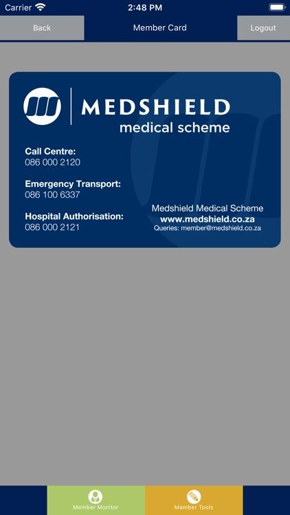 Medshield Member App