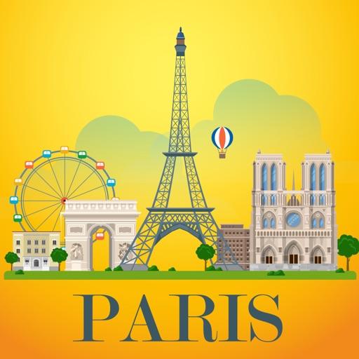 Paris Travel Guide .
