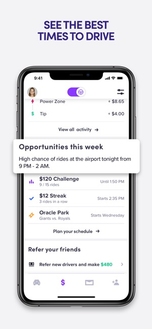 Lyft Driver on the App Store