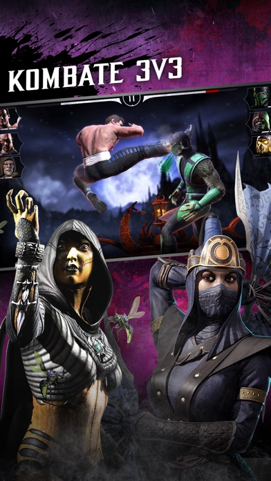 Screenshot for Mortal Kombat in Mexico App Store