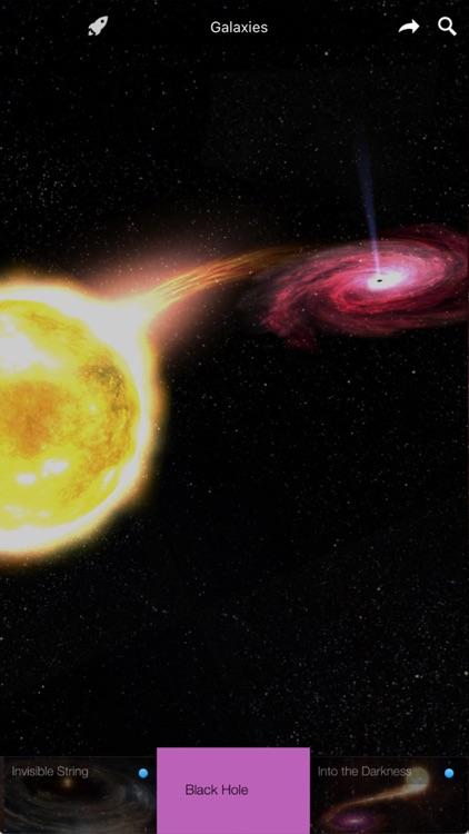 Prof Brian Cox's Universe screenshot-3