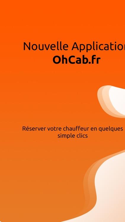 OhCab : Réserver Un VTC