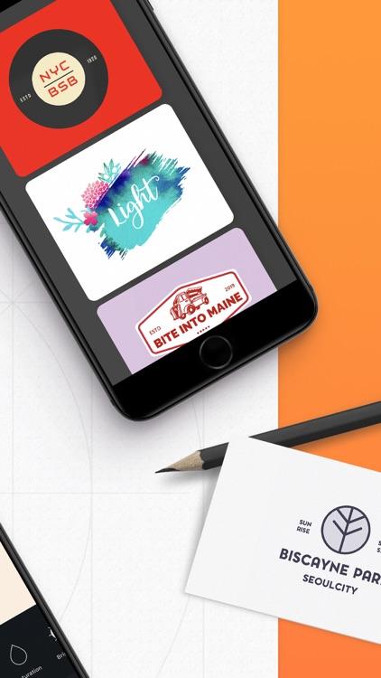 Logo Maker Shop screenshot-9
