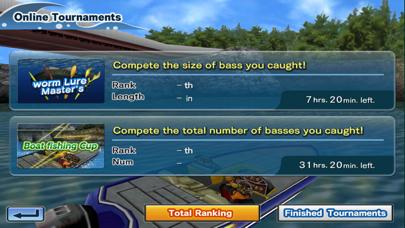 Bass Fishing 3D screenshot two