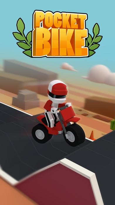Pocket Bike 360のスクリーンショット1