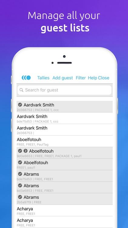 Event Check-in - Qflow io by Wiretouch Ltd