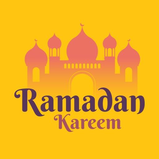 Ramadan Happy Raya Stickers