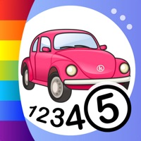 Codes for Color by Numbers - Cars Hack