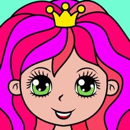 Princess Unicorn Memory Games