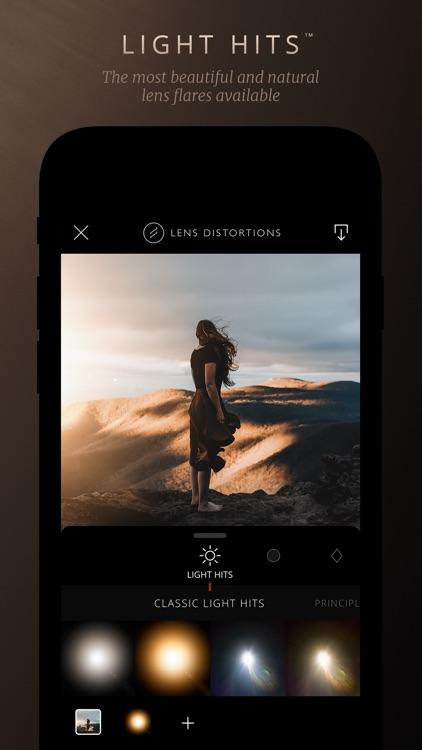 Lens Distortions®