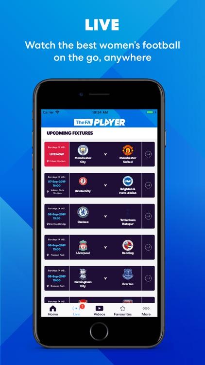 The FA Player screenshot-3