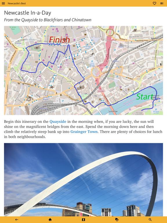 Newcastle's Best: Travel Guide screenshot 13