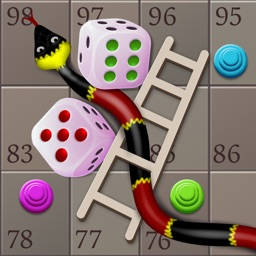 Snake And Ladder The Dice Game
