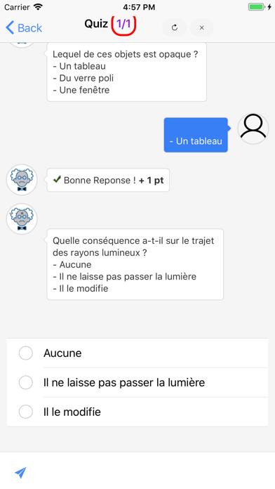 Physique Première ES screenshot 3