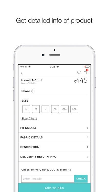 Bewakoof- Fashion Shopping App screenshot-3