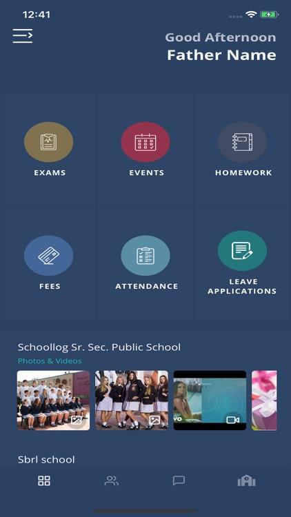 Schoollog - Parent App