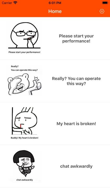 Funny treasure emoji