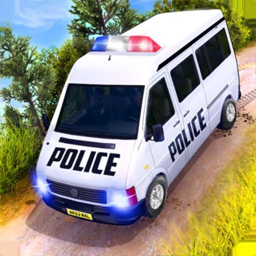 Offroad Police Van Transporter
