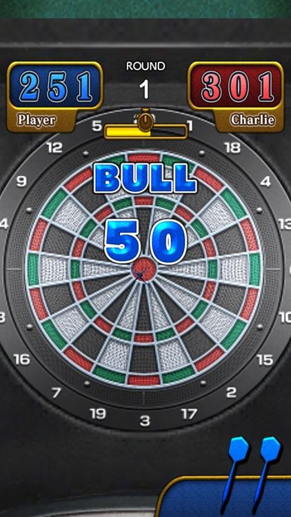 Blackjack Darts