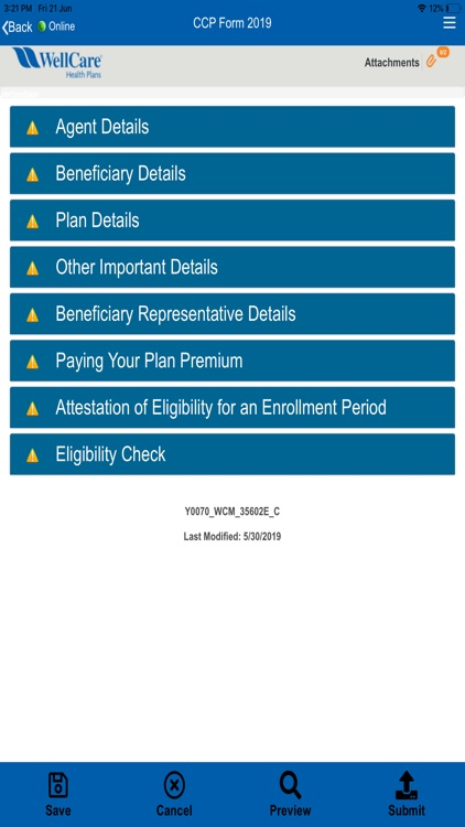 WellCare Enrollment Platform screenshot-6