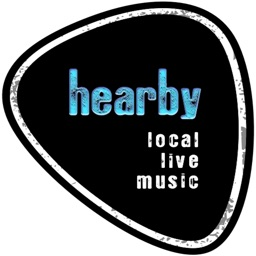 Hearby: Find Local Live Music