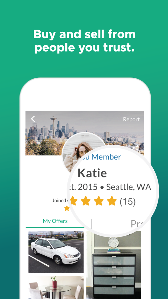 OfferUp - Buy  Sell  Simple  App for iPhone - Free Download OfferUp