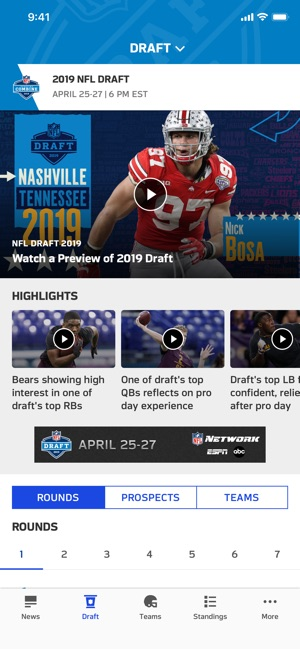 NFL on the App Store