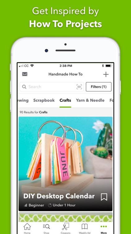 JOANN - Shopping & Crafts screenshot-7