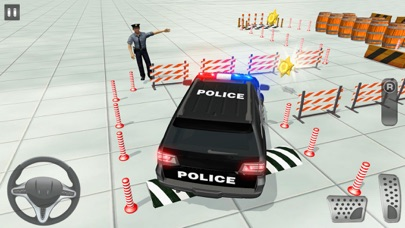 Advance Police Parking Game screenshot 6