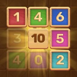 Sum Tens: Puzzle Block!