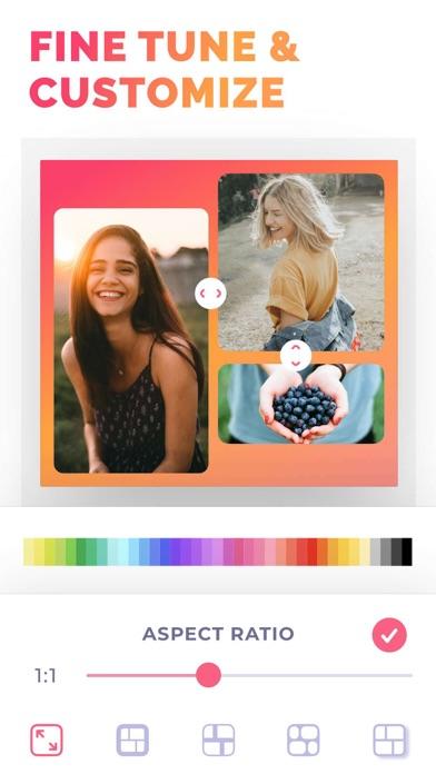 ดาวน์โหลด Pic Jointer Grid Photo Collage สำหรับพีซี