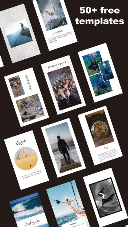 Story Maker - Stories editor