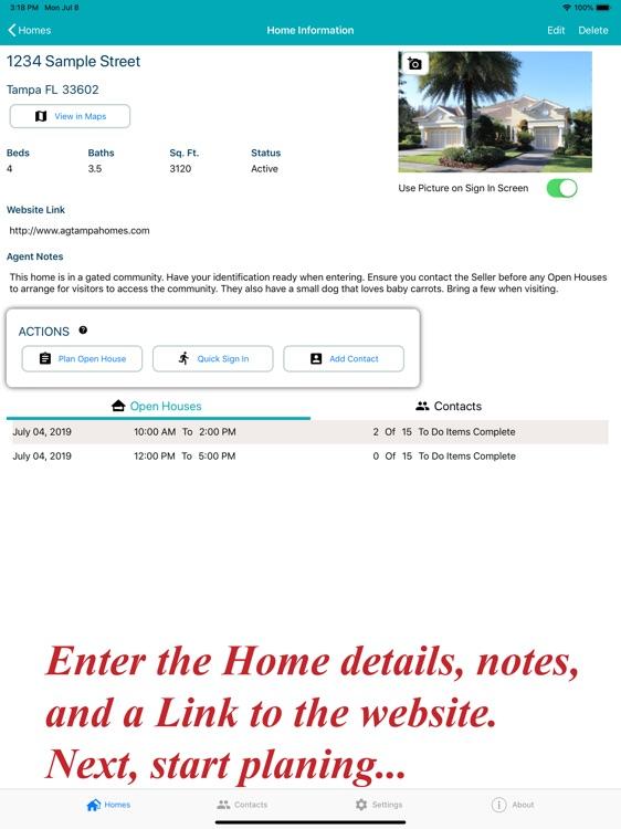Open House Pro screenshot-5