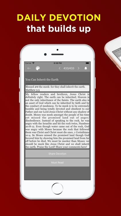 KJV Bible Offline - Audio KJV screenshot-4