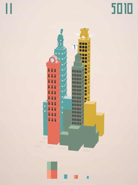 High Rise - A Puzzle Cityscape screenshot 7