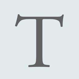 Ícone do app Typography Insight