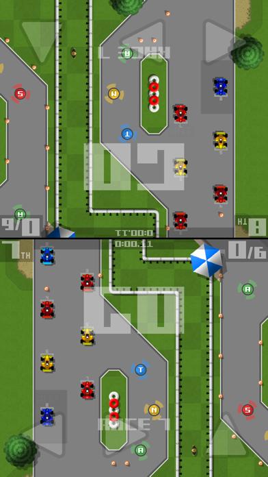 Retro Racingのおすすめ画像4