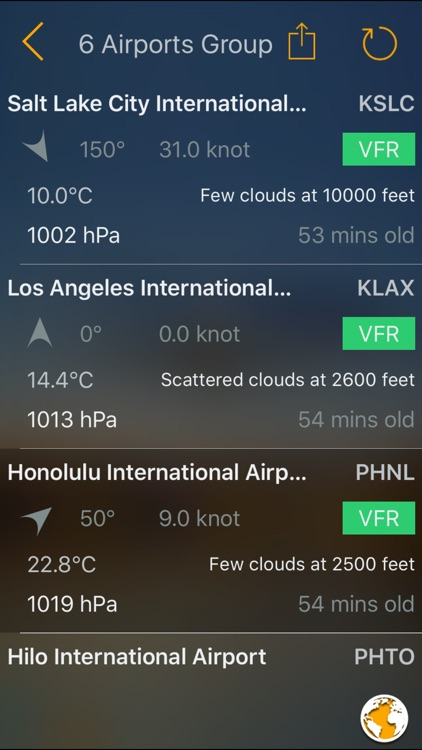 Aviation Weather Route Planner screenshot-3