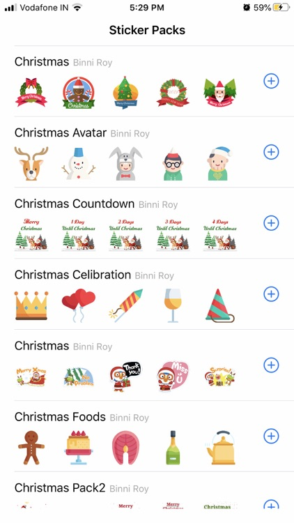 Christmas Sticker -WAStickers