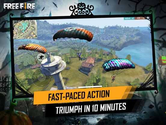 Garena Free Fire: Rampage screenshot 7