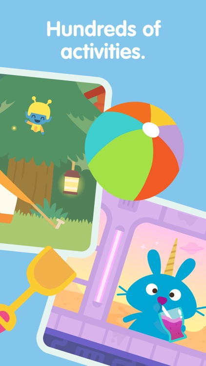 Sago Mini World: Kids Games screenshot-4