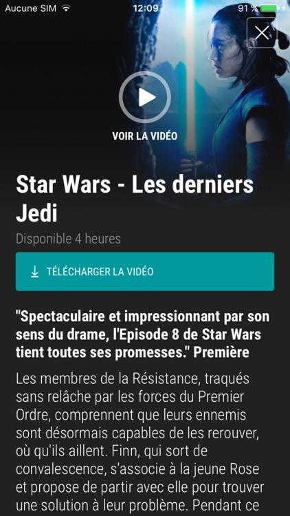 MYTF1 VOD - Player Vidéo screenshot-3